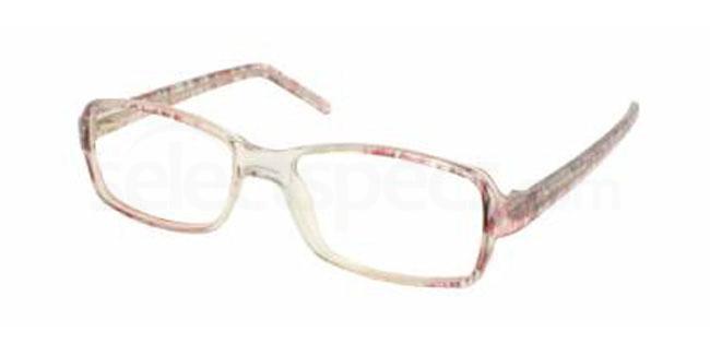Pink 1ST BASE Glasses, Look Designs