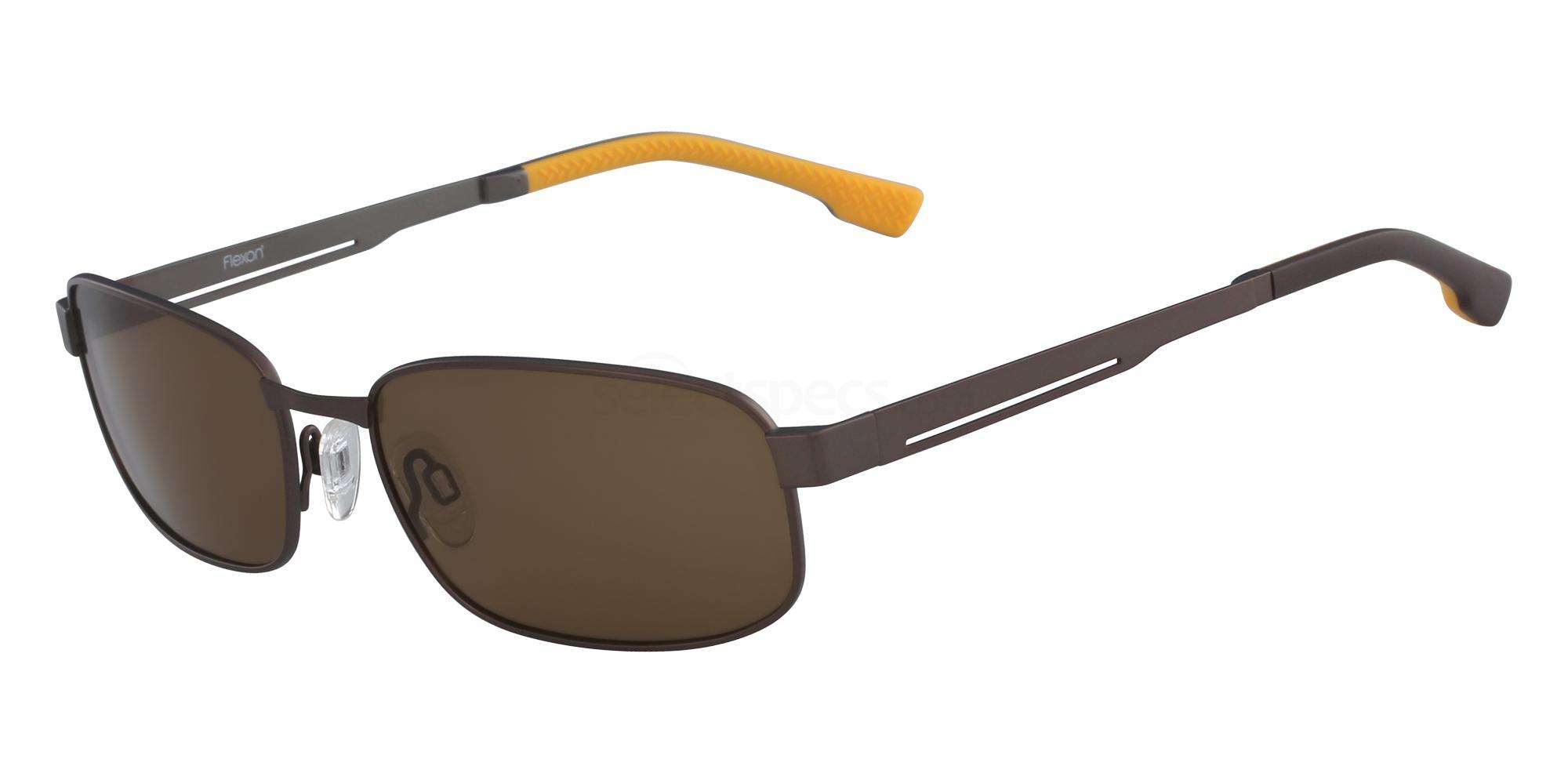 210 FLEXON SUN FS-5044P Sunglasses, Flexon