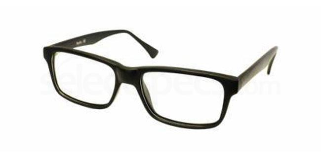 Black 5TH BASE Glasses, Look Designs