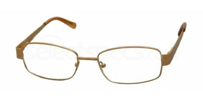Gold GS123 Glasses, Look Designs