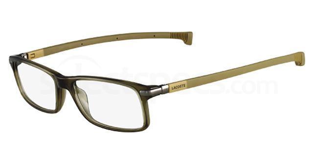 318 L2661 Glasses, Lacoste