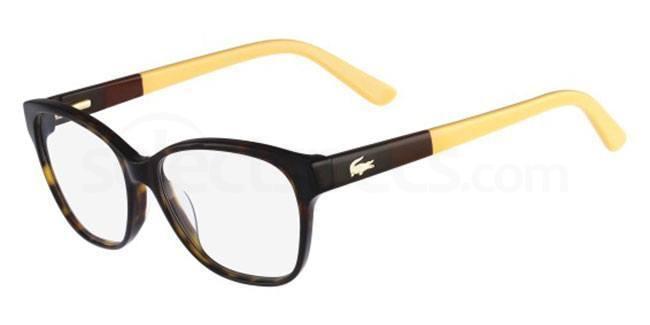 214 L2712 Glasses, Lacoste
