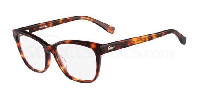 214 L2723 Glasses, Lacoste