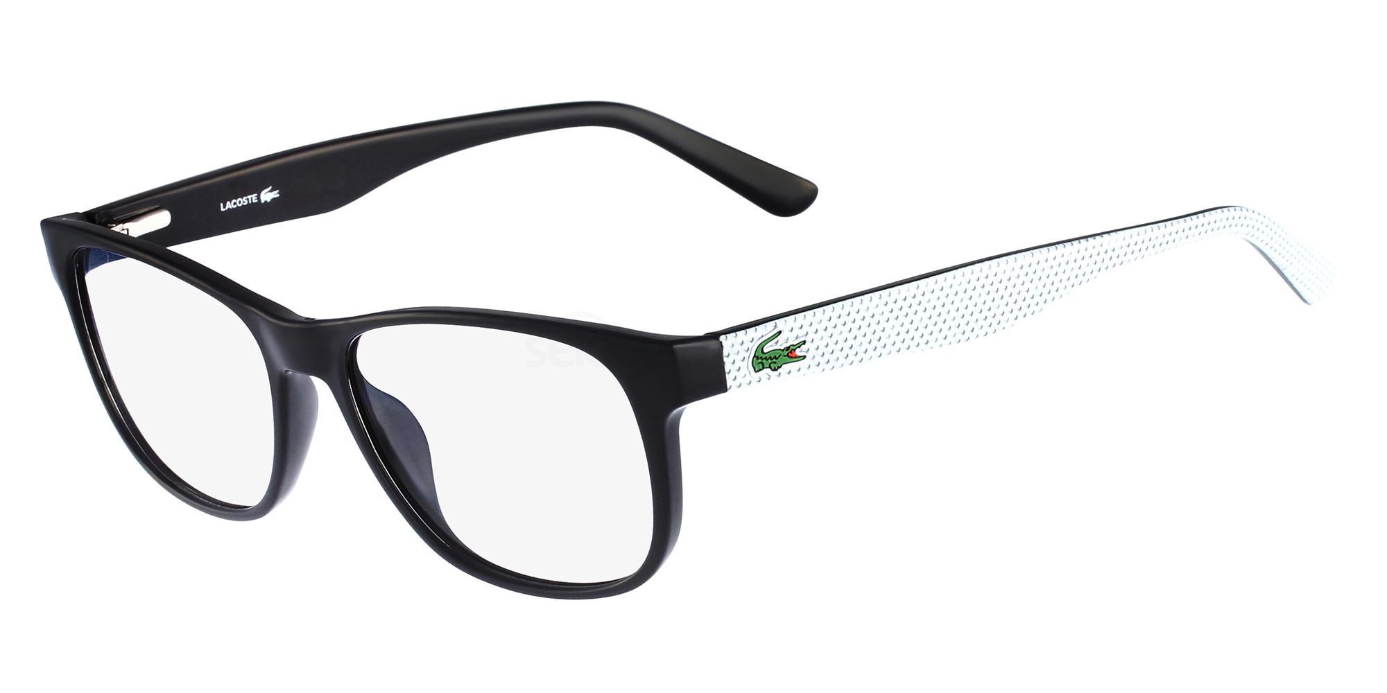 001 L2743 Glasses, Lacoste