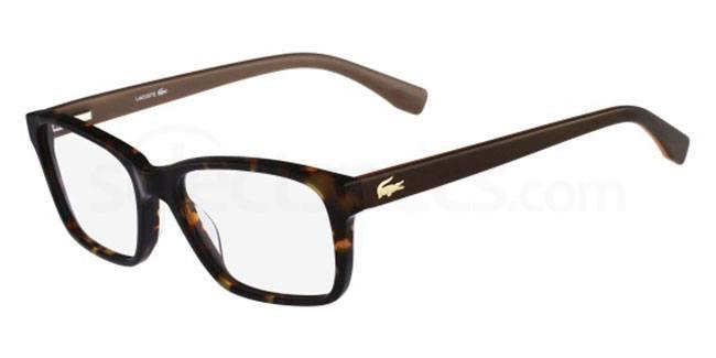 214 L2746 Glasses, Lacoste
