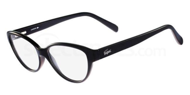 001 L2764 Glasses, Lacoste