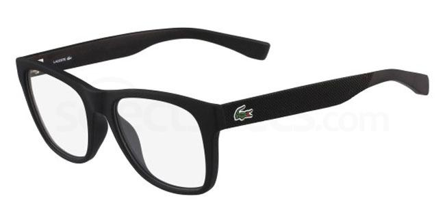 001 L2766 Glasses, Lacoste