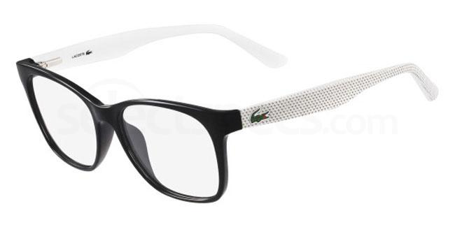 001 L2767 Glasses, Lacoste