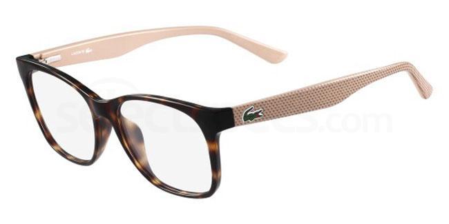 214 L2767 Glasses, Lacoste