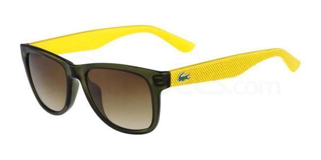 315 L734S Sunglasses, Lacoste