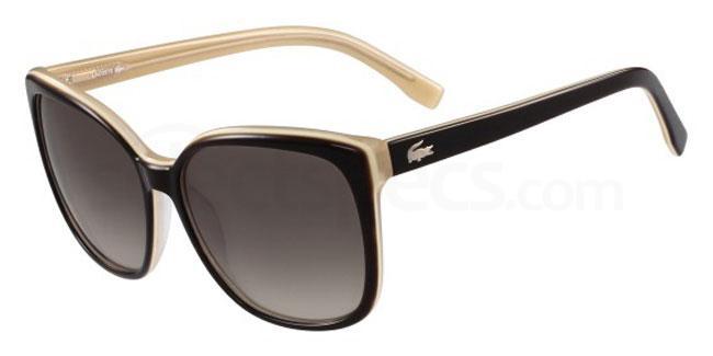 210 L747S Sunglasses, Lacoste