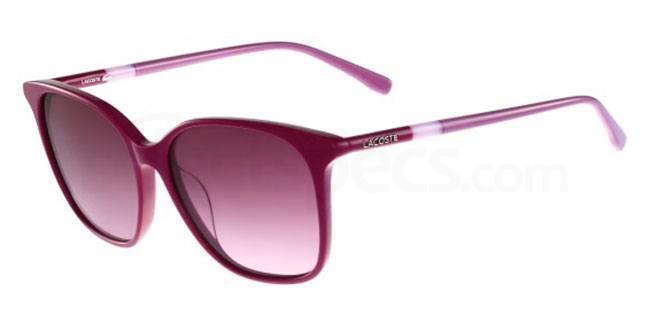 526 L787S Sunglasses, Lacoste