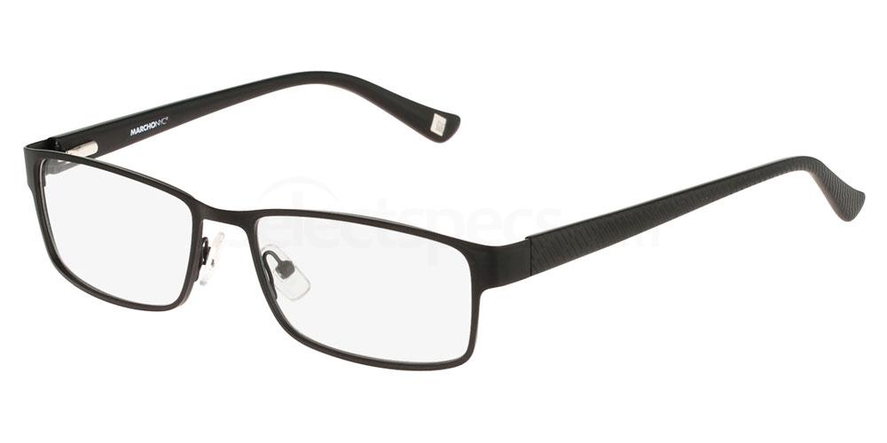 001 M-WARNER Glasses, Marchon