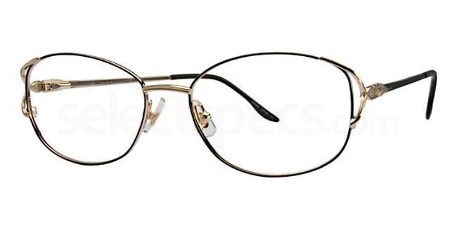 003 TJ110 Glasses, Tres Jolie