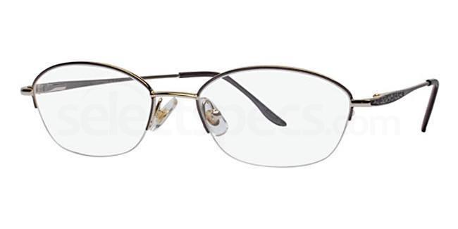 204 TJ118 Glasses, Tres Jolie