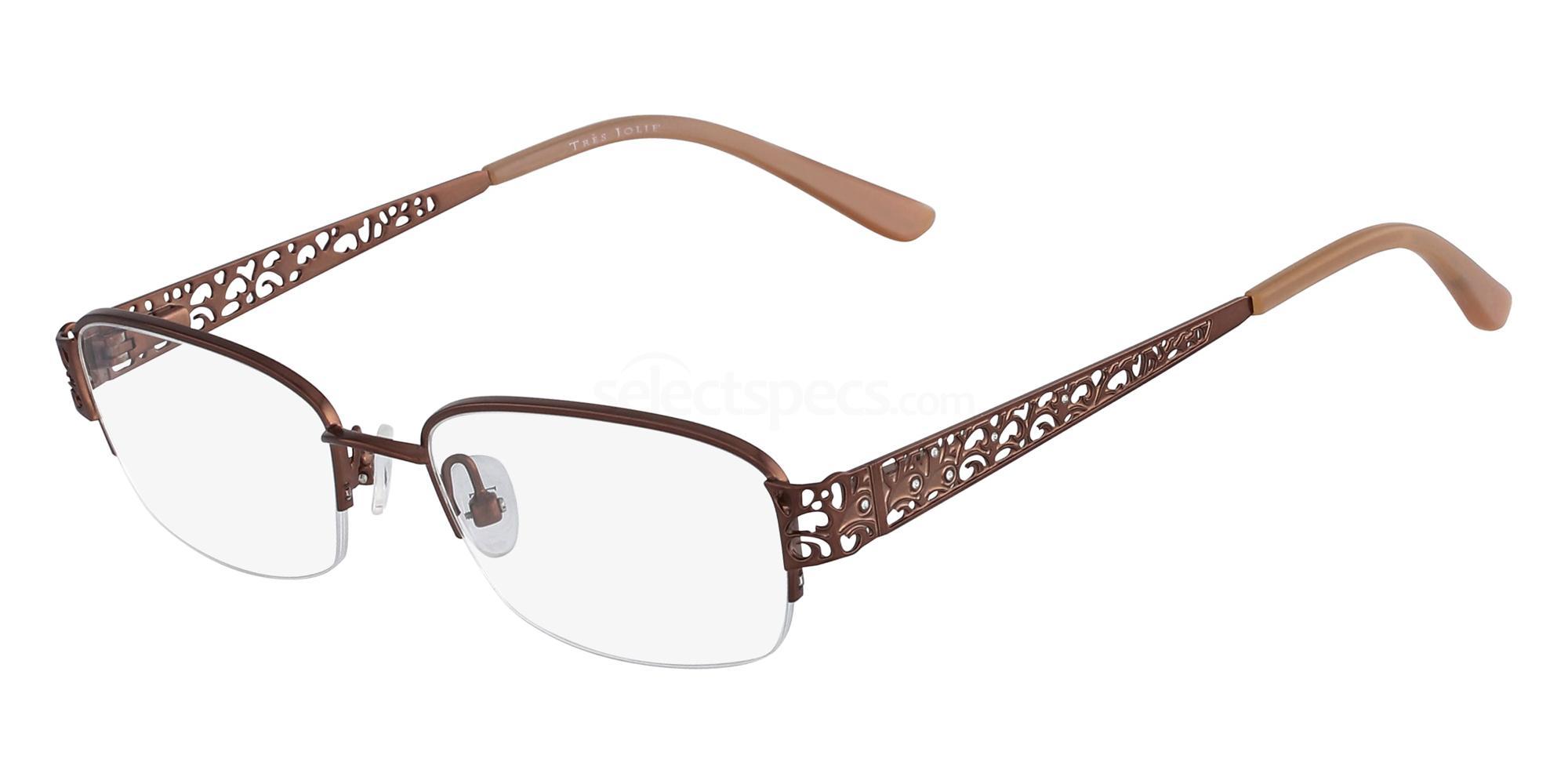 210 TJ160 Glasses, Tres Jolie