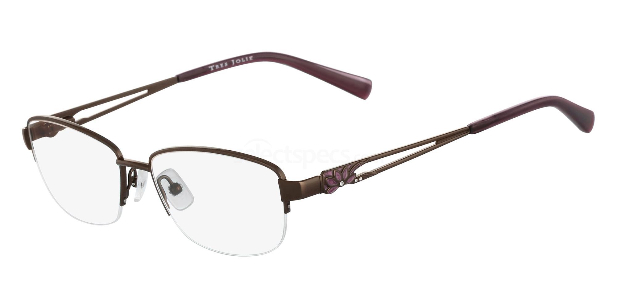 210 TJ171 Glasses, Tres Jolie