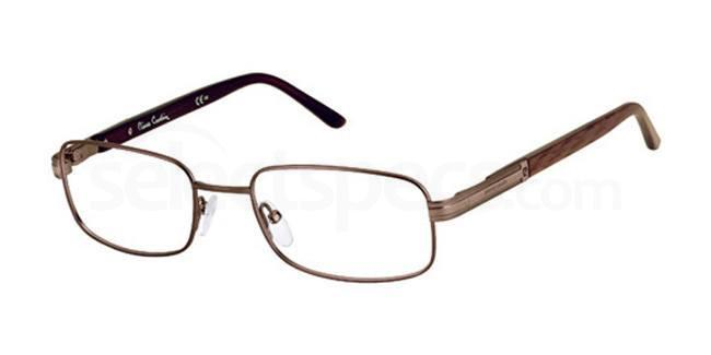 46I P.C. 6766 Glasses, Pierre Cardin