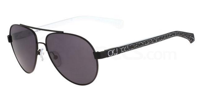 001 CKJ462S Sunglasses, Calvin Klein Jeans