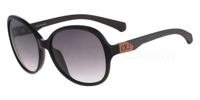 001 CKJ778S Sunglasses, Calvin Klein Jeans