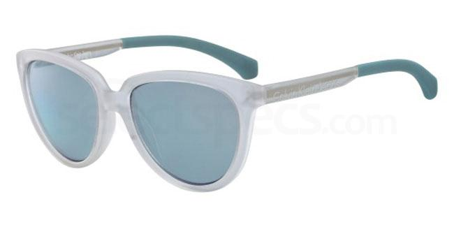 000 CKJ802S Sunglasses, Calvin Klein Jeans