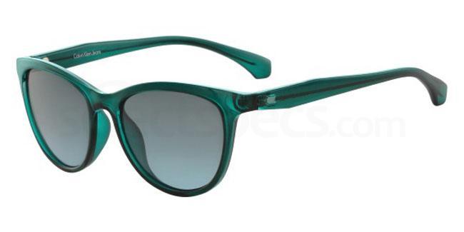418 CKJ811S Sunglasses, Calvin Klein Jeans