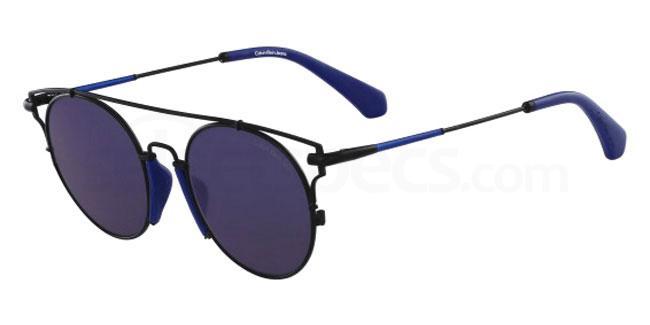 002 CKJ167S Sunglasses, Calvin Klein Jeans