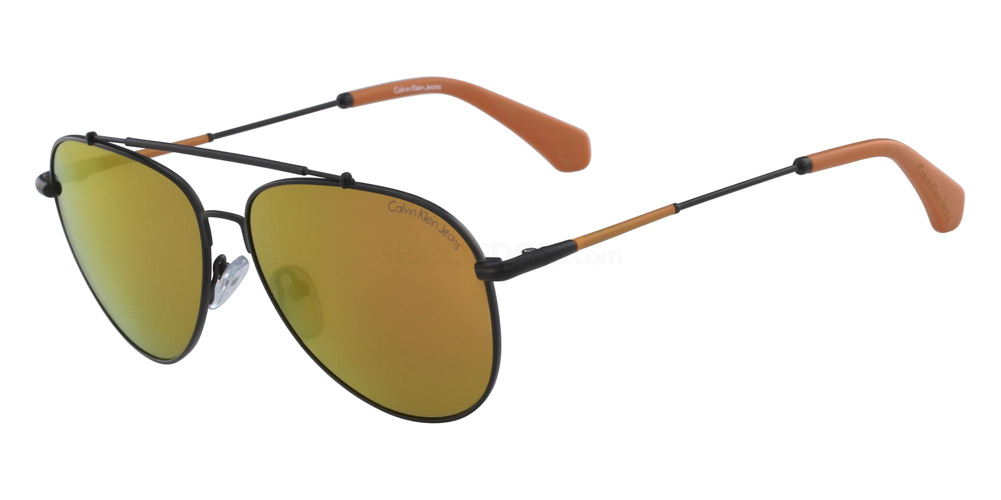 002 CKJ164S Sunglasses, Calvin Klein Jeans