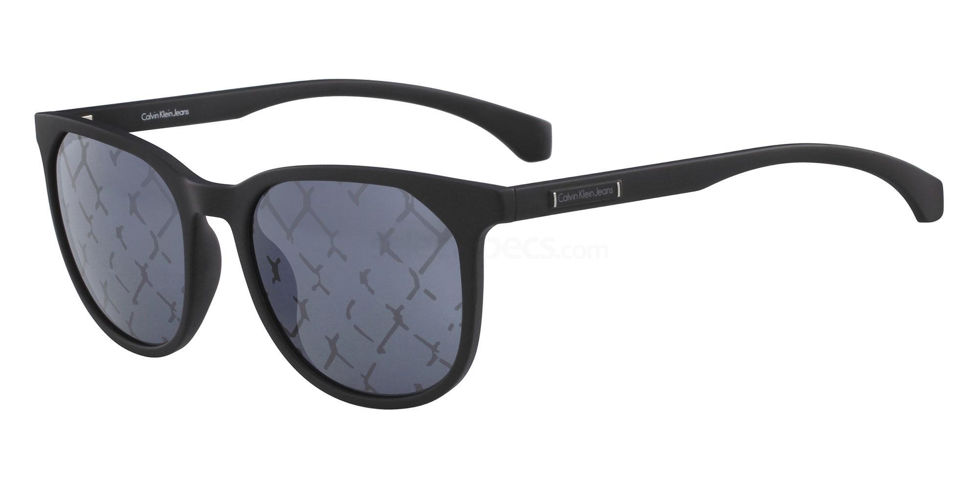 002 CKJ823S Sunglasses, Calvin Klein Jeans