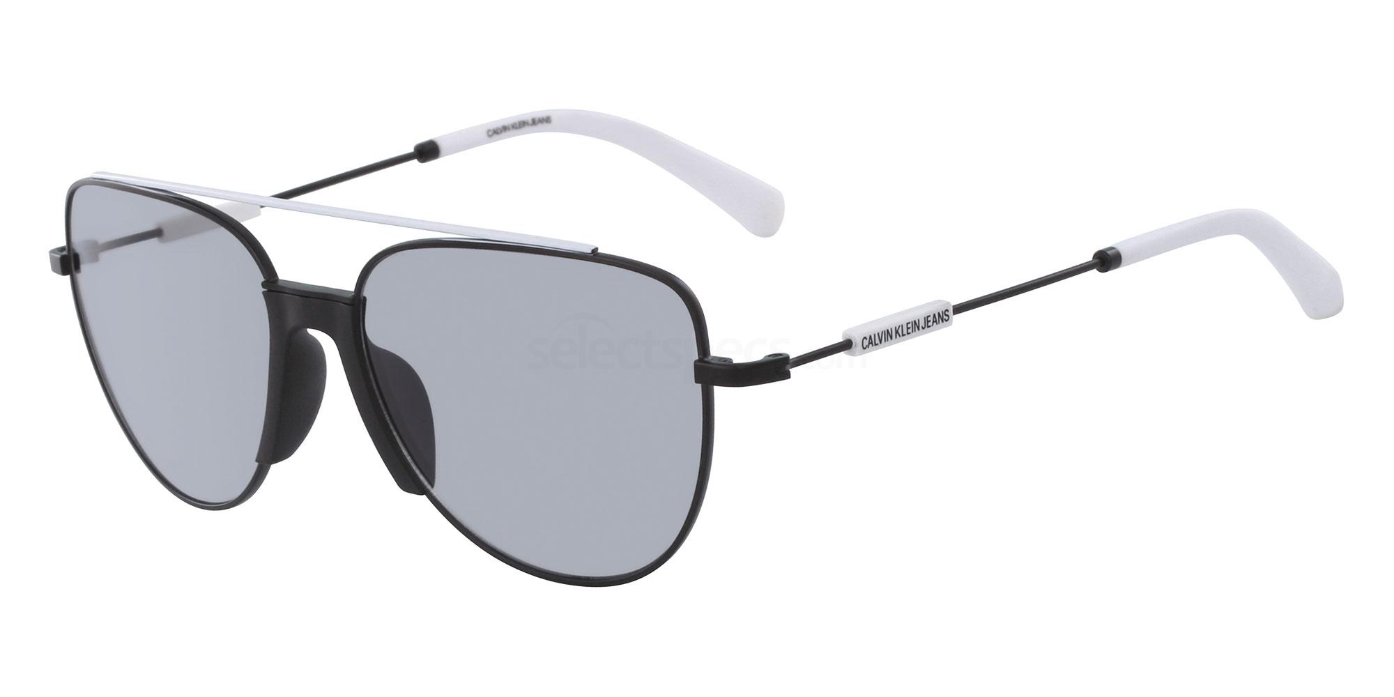 001 CKJ18101S Sunglasses, Calvin Klein Jeans