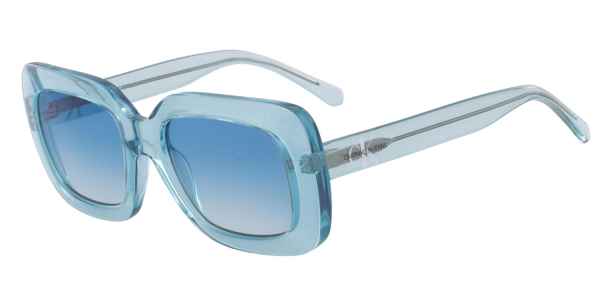450 CKJ18502S Sunglasses, Calvin Klein Jeans