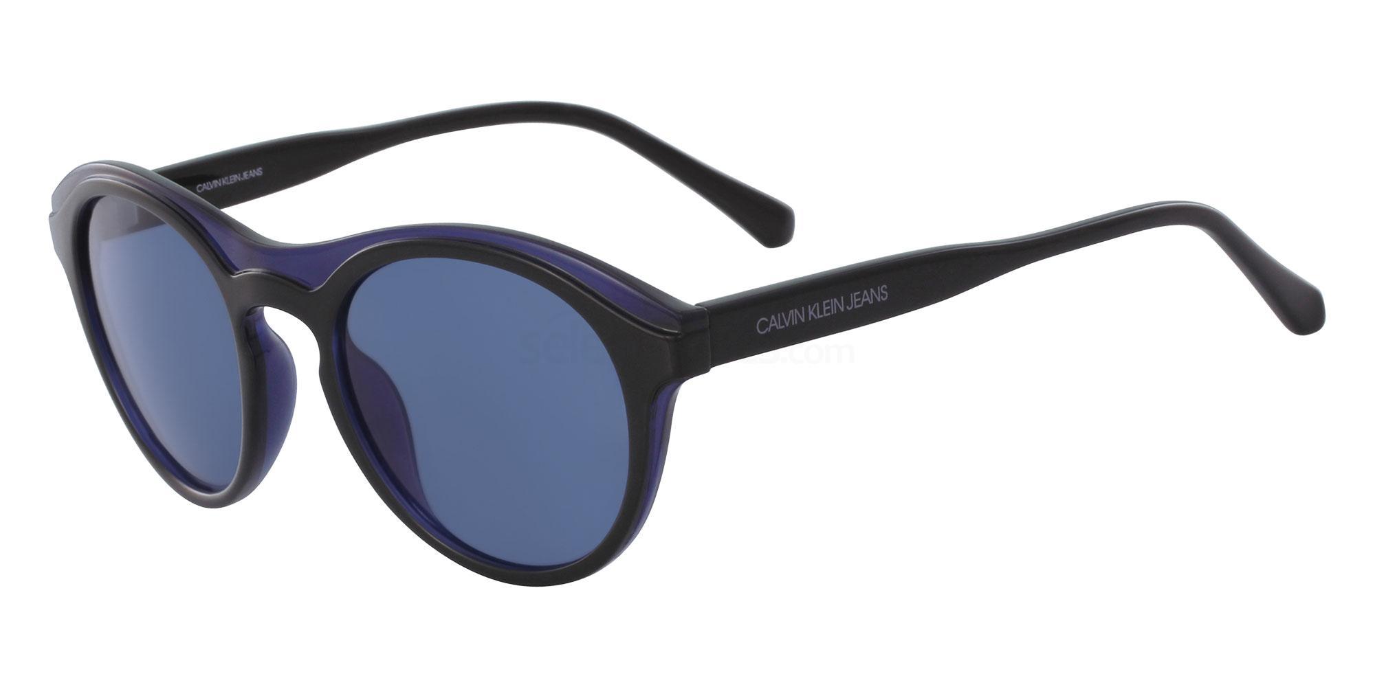 001 CKJ18503S Sunglasses, Calvin Klein Jeans