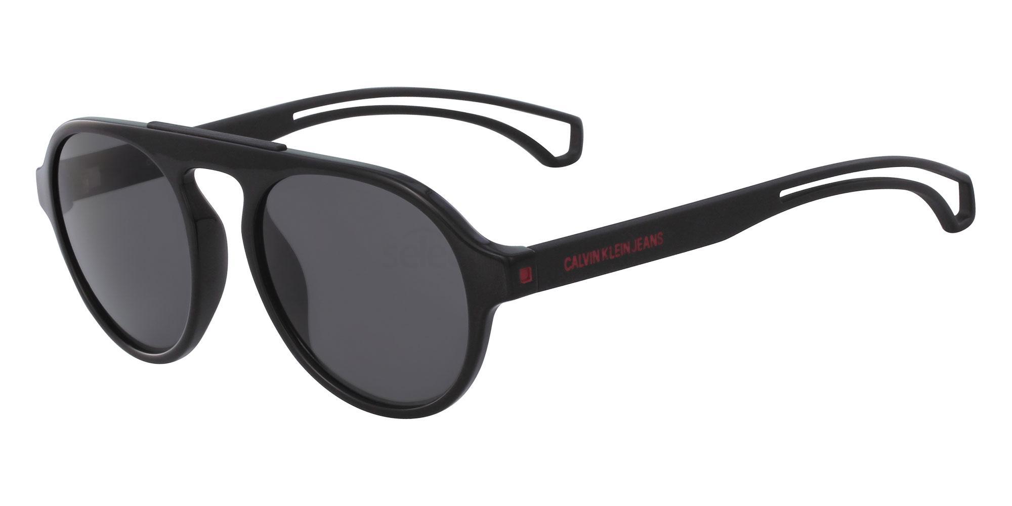 001 CKJ19502S Sunglasses, Calvin Klein Jeans