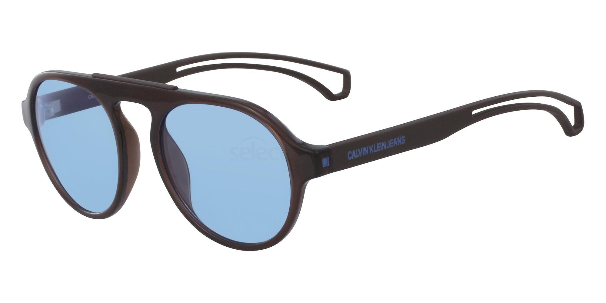 201 CKJ19502S Sunglasses, Calvin Klein Jeans