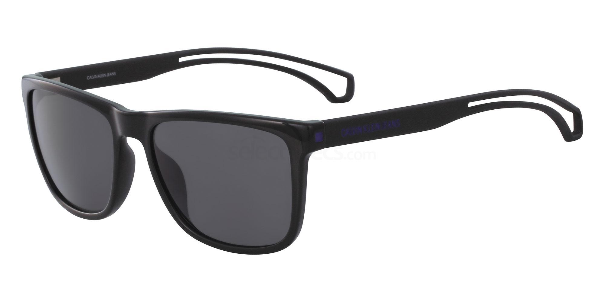 001 CKJ19503S Sunglasses, Calvin Klein Jeans