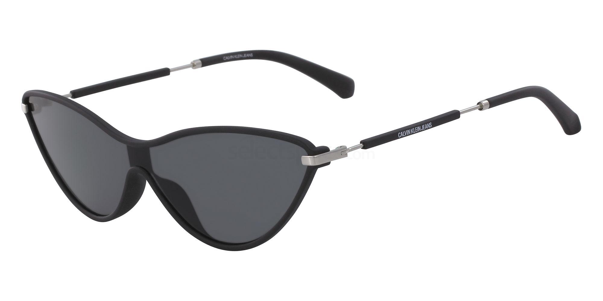 001 CKJ19702S Sunglasses, Calvin Klein Jeans