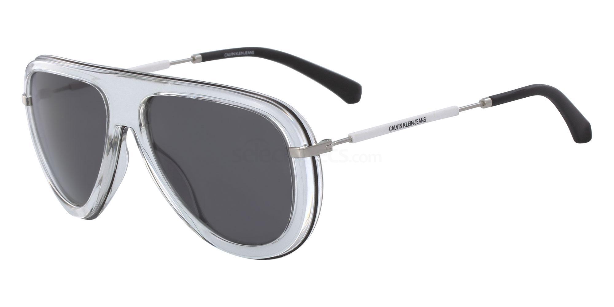 001 CKJ19704S Sunglasses, Calvin Klein Jeans