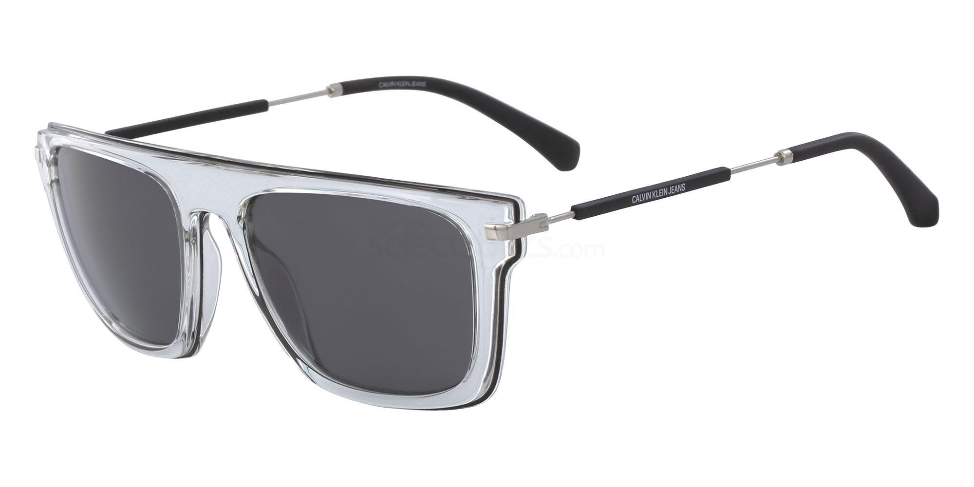 001 CKJ19705S Sunglasses, Calvin Klein Jeans