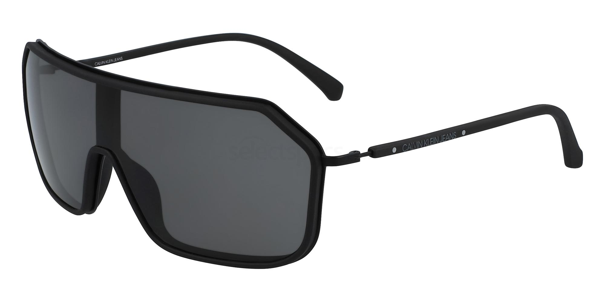 001 CKJ19307S Sunglasses, Calvin Klein Jeans