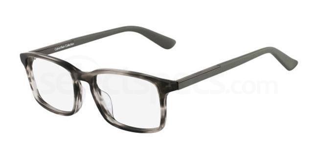 003 CK7943 Glasses, Calvin Klein Collection