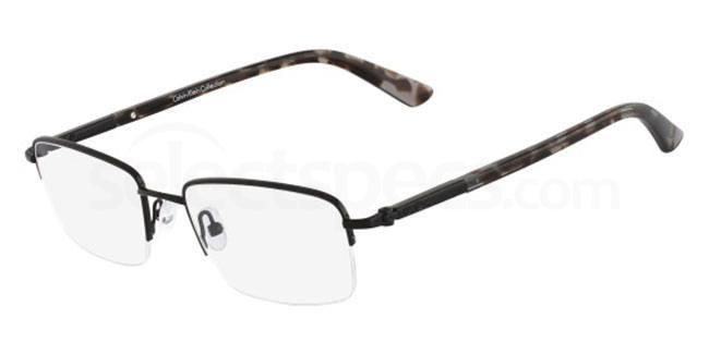 001 CK 7384 Glasses, Calvin Klein Collection