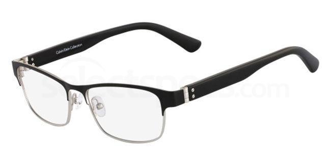 001 CK 7392 Glasses, Calvin Klein Collection