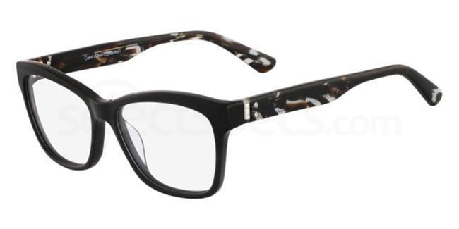 001 CK 7982 Glasses, Calvin Klein Collection