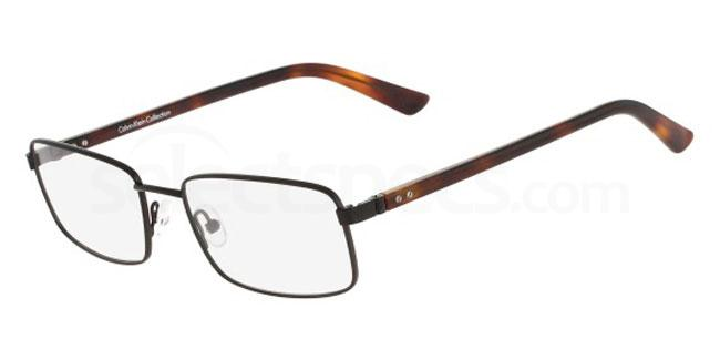 001 CK 8008 Glasses, Calvin Klein Collection