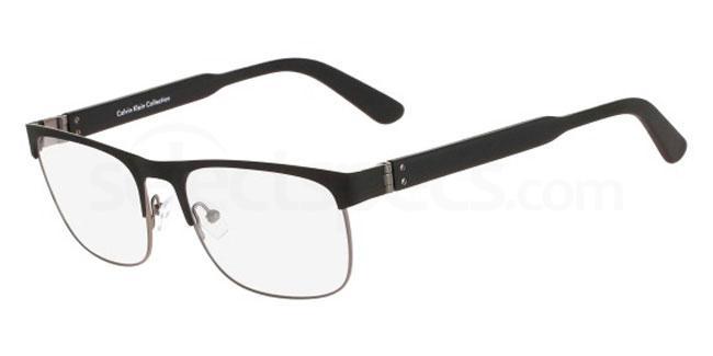001 CK 8009 Glasses, Calvin Klein Collection