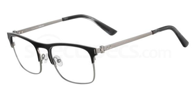 001 CK8016 Glasses, Calvin Klein Collection