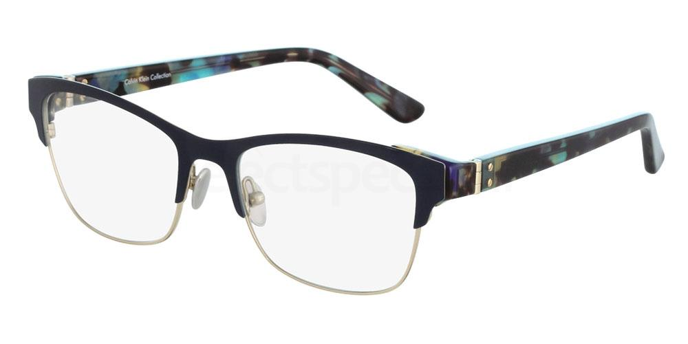 419 CK8021 Glasses, Calvin Klein Collection