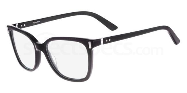 001 CK8528 Glasses, Calvin Klein Collection