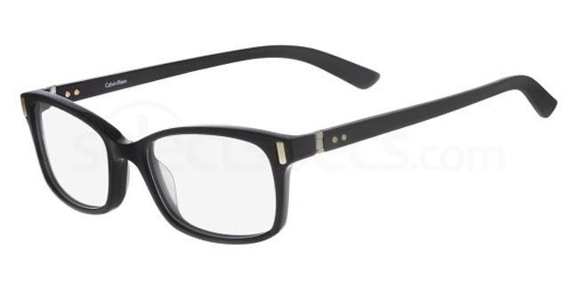 001 CK8529 Glasses, Calvin Klein Collection