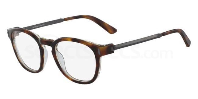 236 CK8552 Glasses, Calvin Klein